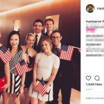 Gracie Gold's boyfriend Max Aaron - Instagram