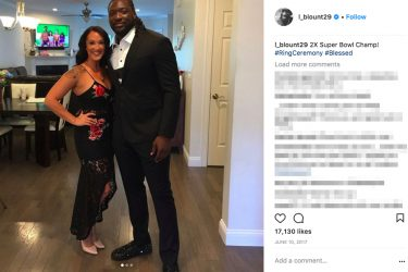 LeGarrette Blount's girlfriend Merissa McCullough - Instagram