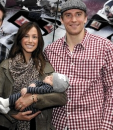 Blake Wheeler's Wife Sam Wheeler