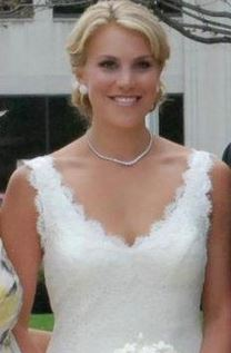 Donald Brown's wife Mallory Brown