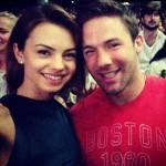 Julian Edelman's girlfriend Olivia Frischer - Instagram
