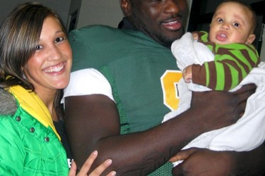 LeGarrette Blount's Girlfriend Merissa McCullugh