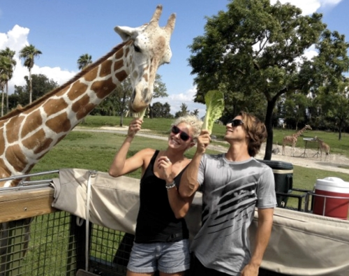 Lindsey Jacobellis' boyfriend Jesse Heilman