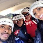 Richard Sherman's girlfriend Ashley Lillian - Twitter