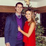 Steven Hauschka's wife Lindsey Hauschka - Twitter
