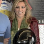 Steven Holcomb's girlfriend Nicole Sawyer
