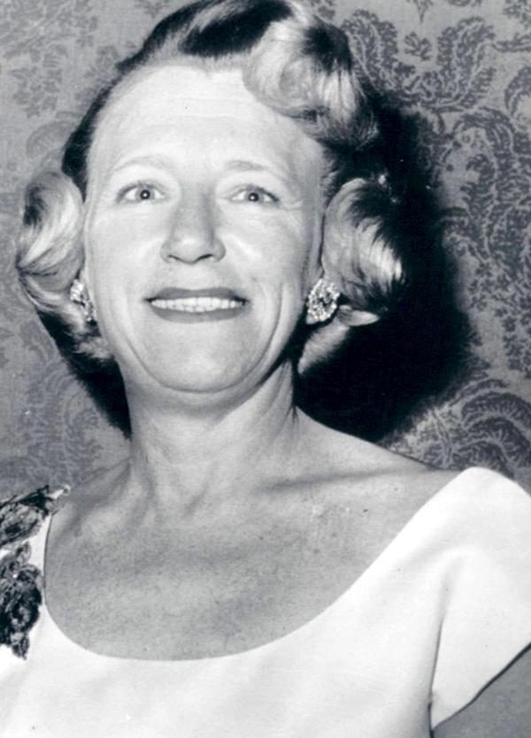 Vince Lombardi's wife Marie Lombardi