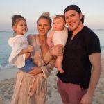 TJ Oshie's wife Lauren Oshie - Instagram