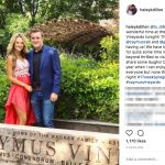 Ty Dillon's wife Haley Dillon-Instagram