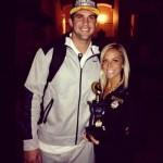 Blake Bortles' girlfriend Lindsey Duke - Instagram