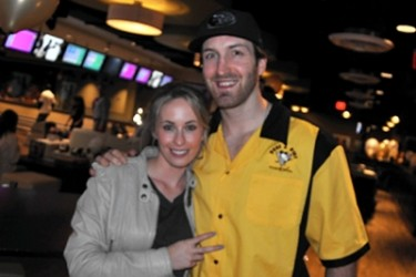 Brooks Orpik's wife Erin Lilly Orpik
