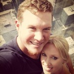 Craig Kimbrel's wife Ashley Kimbrel - Twitter