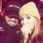 Denny Hamlin's girlfriend Jordan Fish - Twitter