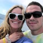 Jamie Anderson's boyfriend Martin Rubio