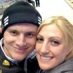 Jamie Greubel's boyfriend Christian Poser