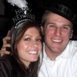 Jamie McMurray's wife Christy McMurray