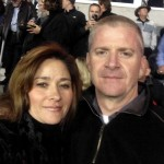 Jeff Burton's Wife Kim Burton