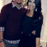 Jermaine Kearse's girlfriend Marisa Ventura