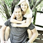 Jocelyne Lamoureux fiance Brent Davidson