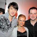 Maxim Trankov's girlfriend Tatiana Volosozhar