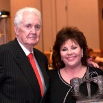 Pat Summerall's wife Cheri Burns