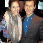 Patrick Chan's Girlfriend Tess Johnson