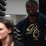 Roy Hibbert's girlfriend Valerie Cook - everyjoe.com