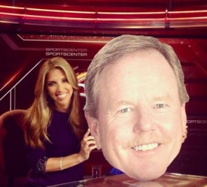 sara walsh espn dating Beautiful and charming lady, sara was born as sara elizabeth walsh somewhere in united states of america to john walsh and wendy walsh she was raised in middle class family in tampa bay area she is an american and is of white ethnicity.