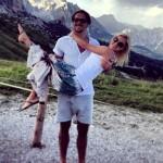 Tatiana Volosozhar's boyfriend Maxim Trankov