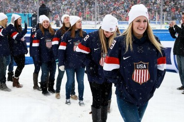 2014 Women's Ice Hockey Team - ESPN.com