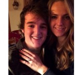 Ty Dillon's girlfriend Haley Carey - Twitter
