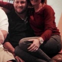 Matt Every and wife Danielle Mulligan Every
