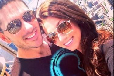 Matt Joyce's girlfriend Brittany Svendgard - Twitter
