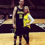 Nik Stauskas' girlfriend Taylor Anderson - Instagram