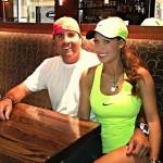 Pat Perez's girlfriend Ashley Pendley - Facebook