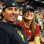 Pat Perez's girlfriend Ashley Pendley - Facebook