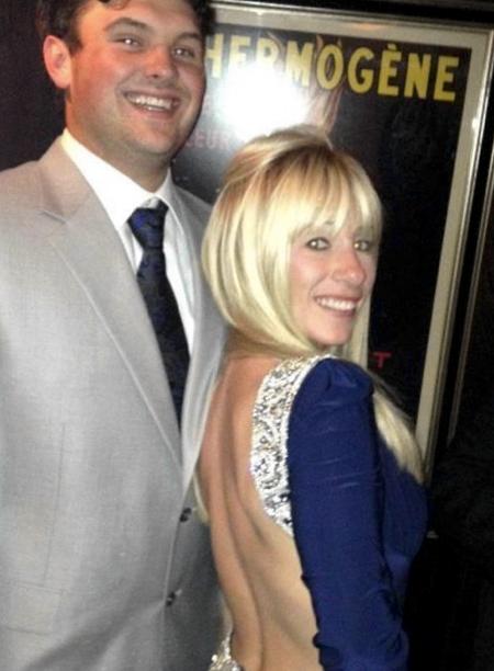 Patrick Reed's wife Justine Reed