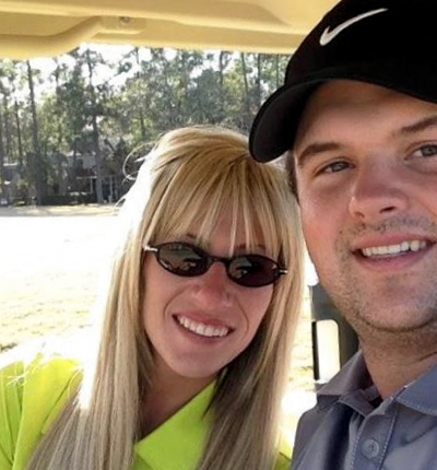 Patrick Reed's wife Justine Reed