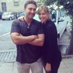 Paula Creamer's boyfriend Derek Heath - Twitter