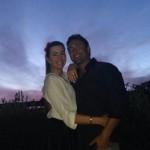 Paula Creamer's fiance Derek Heath - Twitter
