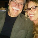 Phil Jackson's girlfriend Jeanie Buss -  Twitter