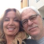 Phil Jackson's girlfriend Jeanie Buss -  Twitter