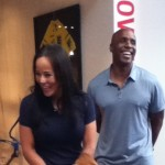 Barry Bonds' girlfriend Mari Holden - Twitter