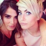 Brooks Laich's girlfriend Julianne Hough - Instagram