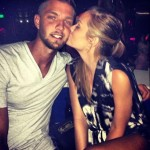 Chandler Parsons' girlfriend Robyn Crowley - Twitter