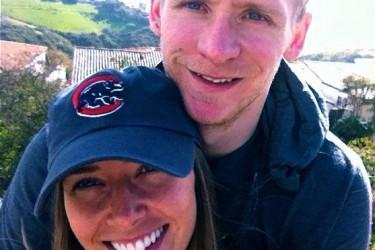 Corey Perry's girlfriend Blakeny Robertson - Facebook