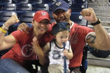 Dave Bautista's wife Angie Bautista - Washingtonpost.com