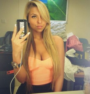 DeSean Jackson's girlfriend Natalia Garibotto