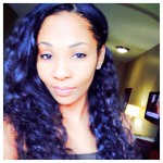 Joe Johnson's girlfriend Shannon Becton - Twitter