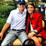 Jordan Spieth's girlfriend Annie Verret - Facebook